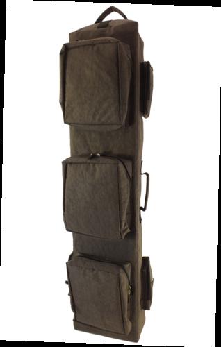 """Тактический однолямочный рюкзак для ношения оружия """"SILOVIKI 106"""". Олива."""