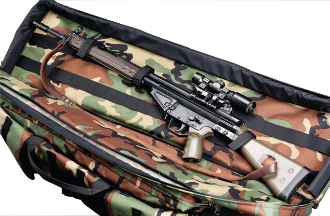 Чехол для винтовки. Олива