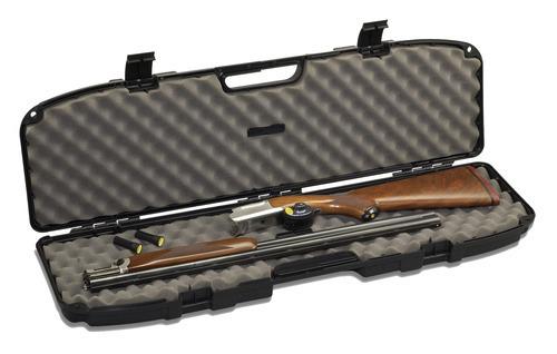 Чёрный полимерный кейс Plano для складной винтовки. 91 см. 1535-00