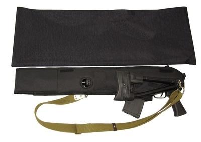 Чехол и кожух для оружия с возможностью стрельбы