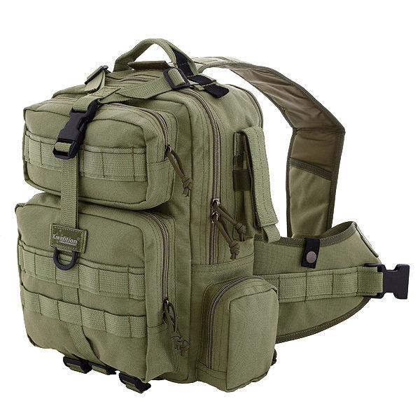 Многоцелевой однолямочный рюкзак Tonga