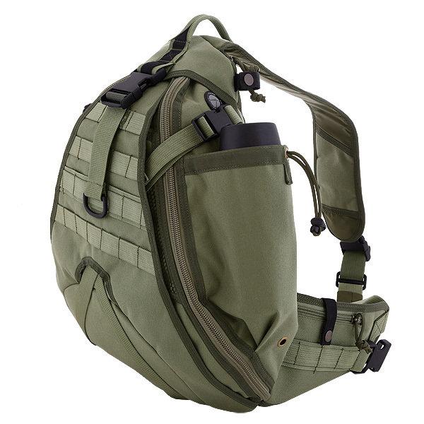 Однолямочный тактический рюкзак Maura