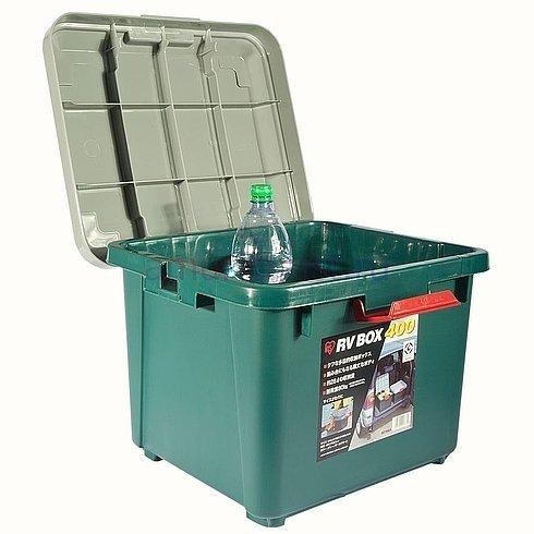 Ящик для рыболовных принадлежностей Iris RV BOX 400