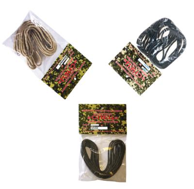 Шнурки кевларовые плетёные