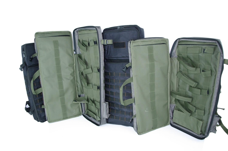 Рюкзак-чехол для ружья Гиперкуб 2 NEW 75