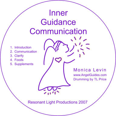 Inner Guidance Communication Audio Files