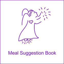 Meal Suggestion Book - Divination e-Book