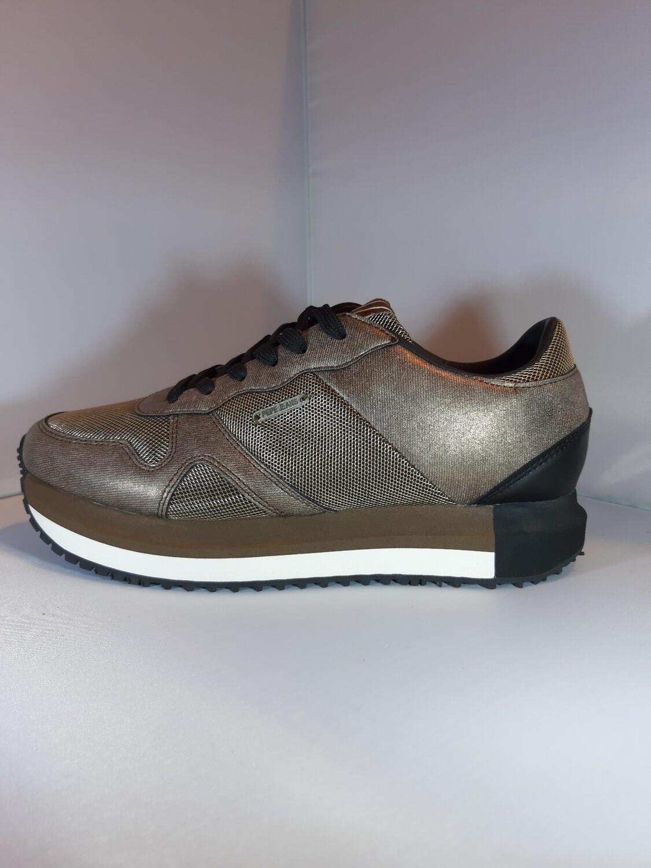 Pepe Jeans | Sneaker donker bruin