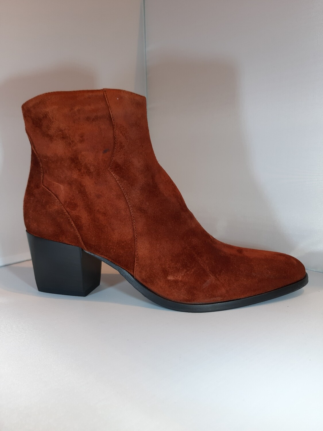 Triver Flight | Cowboyboot roest