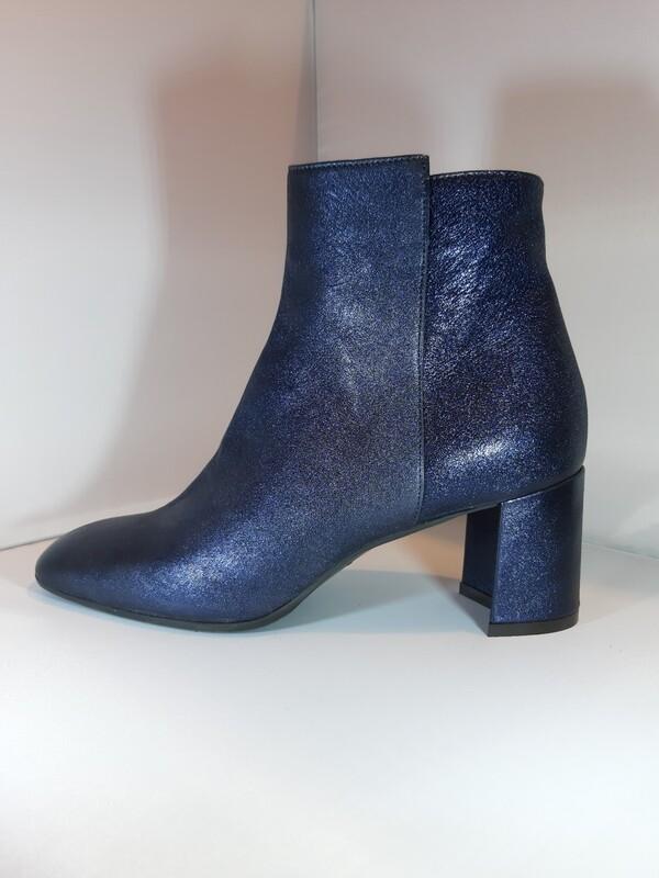 Legazzelle | Boot donkerblauw metallic