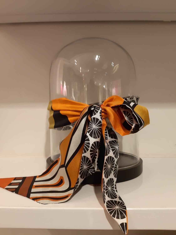 Mini sjaal voor handtas / hand /hoofd