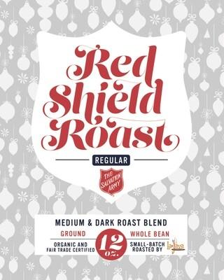 Red Shield Roast