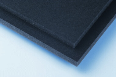 soni Decor - schwarz - 30 mm - selbstklebend