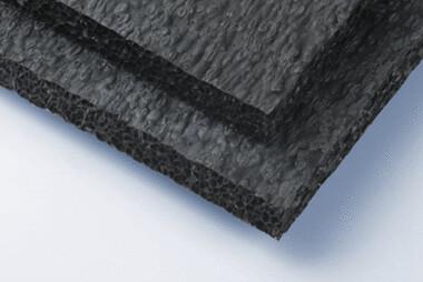 soni Resist - schwarz - 25 mm - selbstklebend, nicht UV-beständig