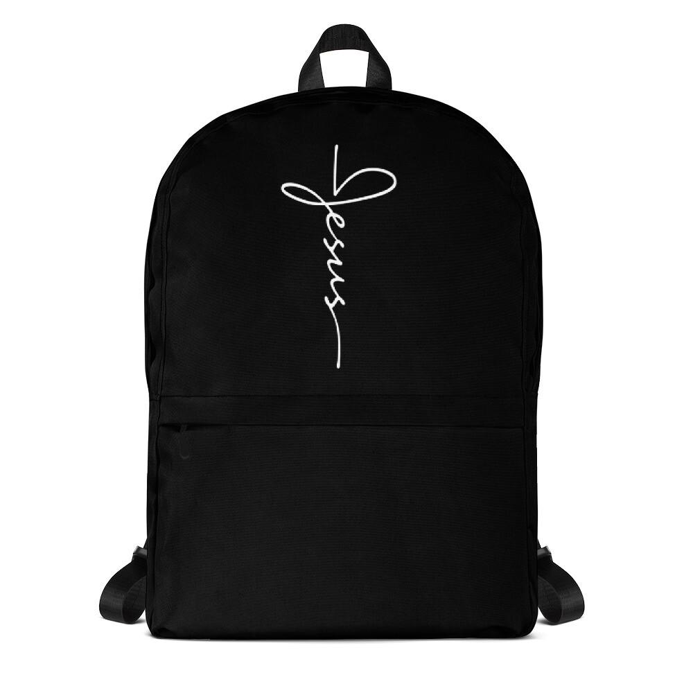 Jesus logo Backpack