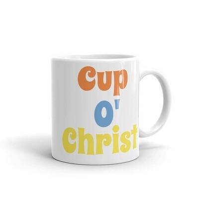 Cup O' Christ Mug