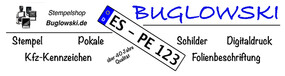 Autoschilder Buglowski