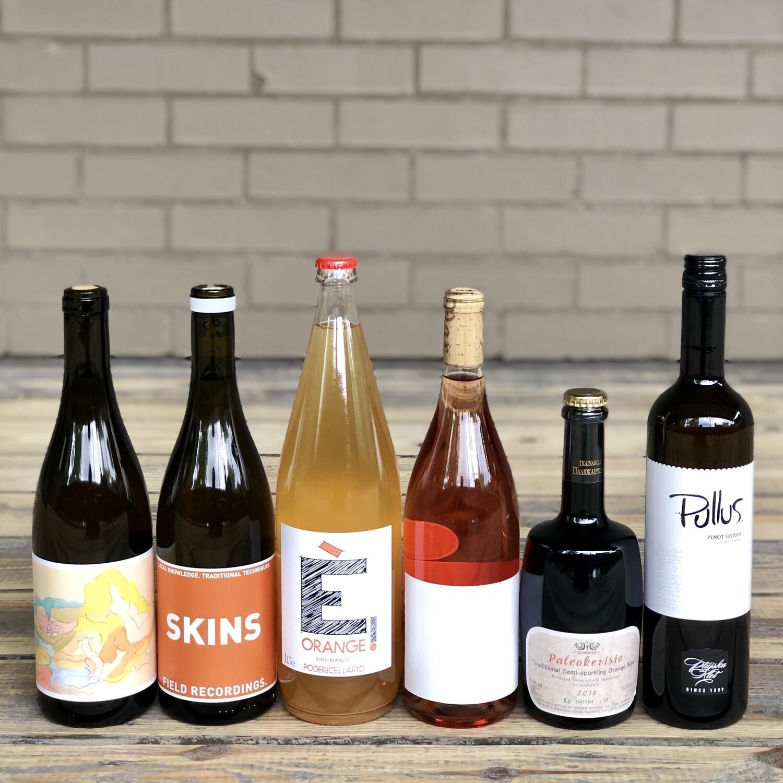 Rosé Social - Orange Wine: 6 Bottle Package