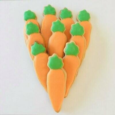 Les carottes en folie
