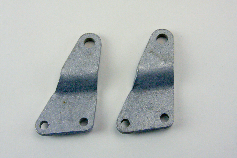 Head Brackets for Honda CR500 engine aluminum frame conversion