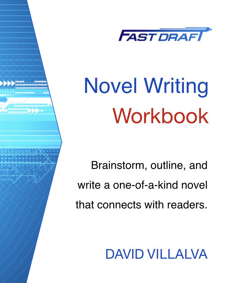 Fast Draft Novel Writing Playbook (DIGITAL)
