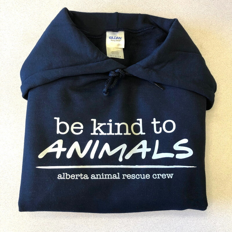 Hoodie - Be Kind to Animals