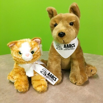 Adopt a Plush Pet - AARCS