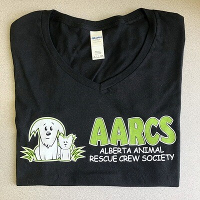 V-Neck T-Shirt - AARCS