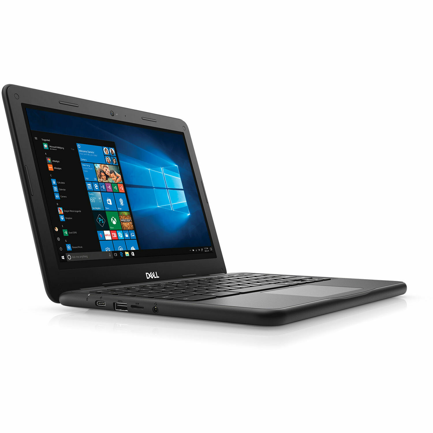 Dell Inspiron 14-5482 2-in-one Touch