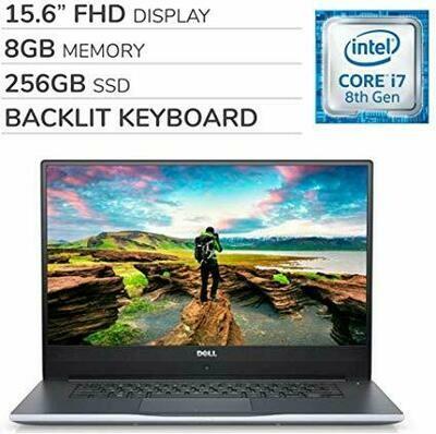 Dell Inspiron 15-7572 Laptop  Core i7