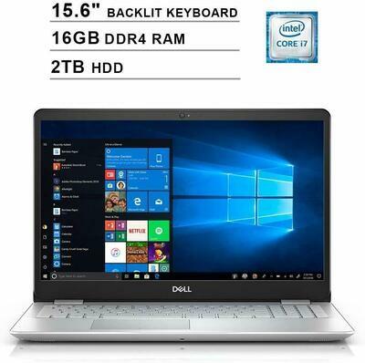 Dell Inspiron 15-5584  i7 8th Generation
