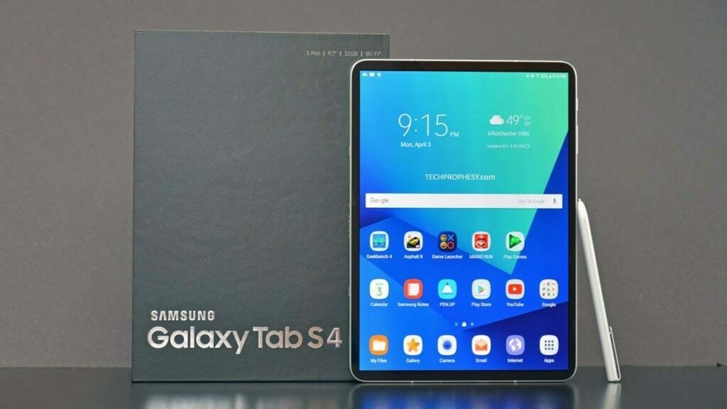 Samsung Tab S4 64GB Tablet Verizon LTE