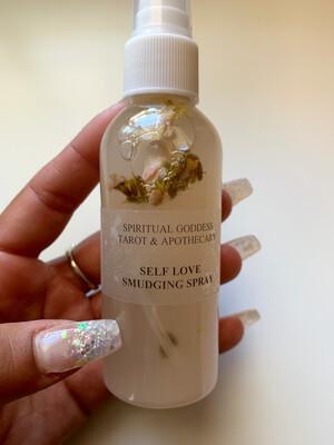 SELF LOVE Smudging Spray