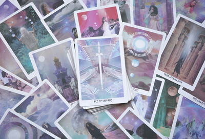 QUICK 1 CARD READING