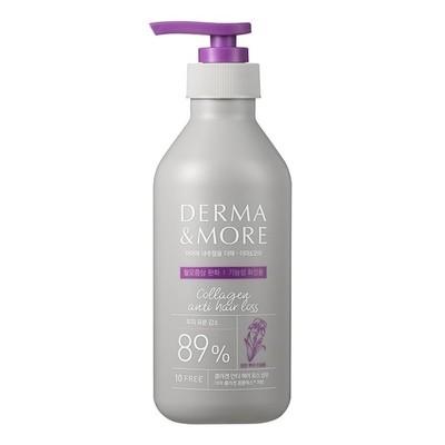 Шампунь от выпадения волос Aekyung Derma More Collagen Anti Hair Loss Shampoo (400 мл)