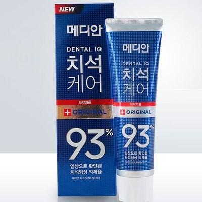 Зубная паста от зубного камня Median Original 93% Toothpaste (120 мл)