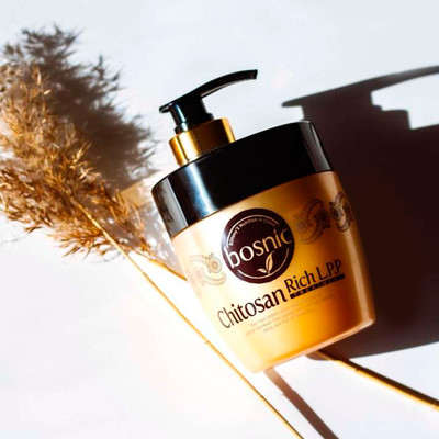 Маска для волос Bosnic Chitosan Rich LPP Treatment  (500 мл)