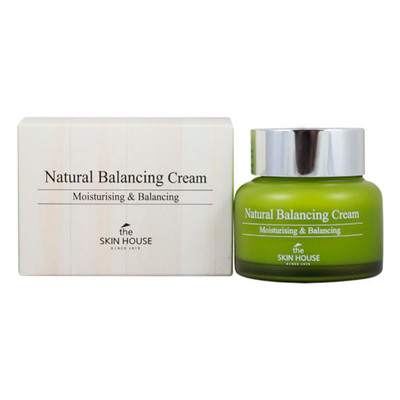Увлажняющий крем The Skin House Natural Balancing Cream (50 мл)