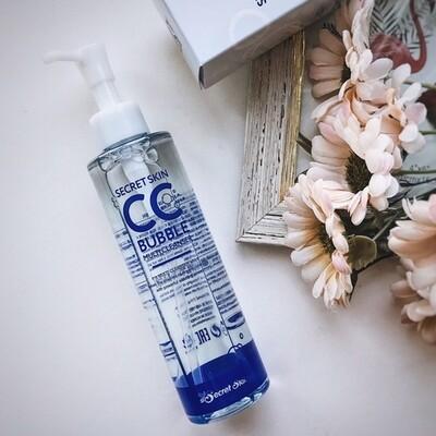 Средство для снятия ВВ и СС крема Secret Skin CC Bubble Multi Cleanser (210 мл)