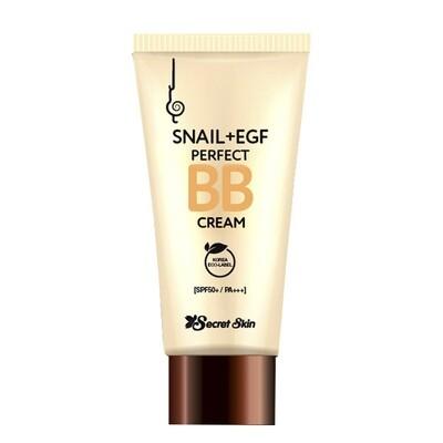 Антивозрастной бб крем Secret Skin Snail+EGF Perfect BB Cream (50 мл)
