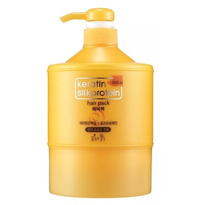 Маска для волос Somang Keratin Silkprotein Hair Pack  (1 л)