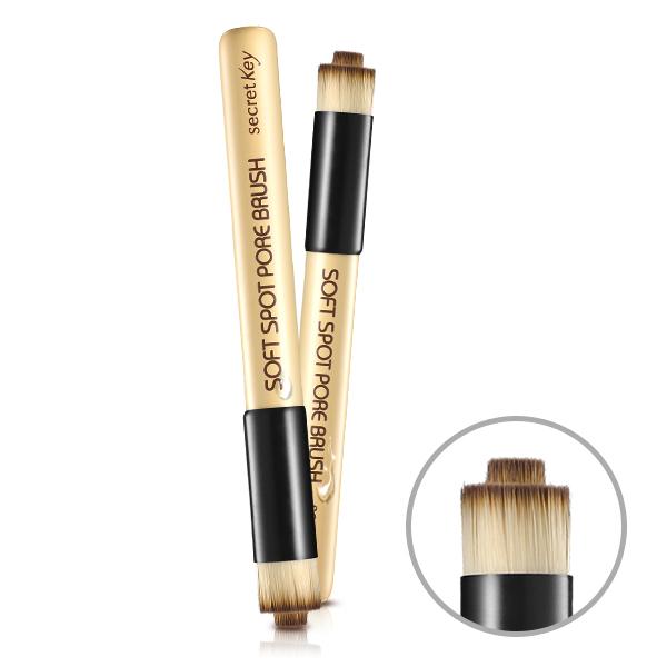 Щеточка для очищения пор Secret Key Soft Spot Pore Brush