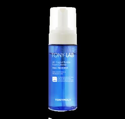 Пенка для умывания Dr Tony AC Control Bubble Foam Cleanser Tony Moly
