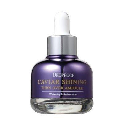 Сыворотка Deoproce Caviar Shining Turn Over Ampoule с экстрактом икры (30 мл)