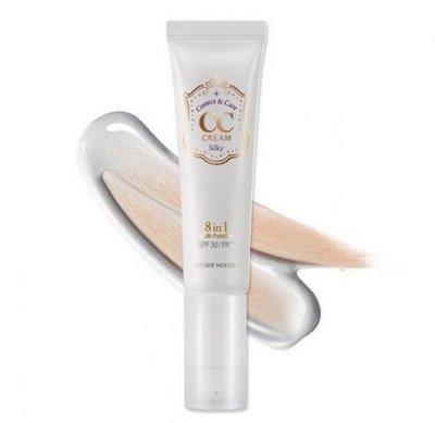 CC крем Correct and Care CC Cream Silky 8 in 1 (35 мл)