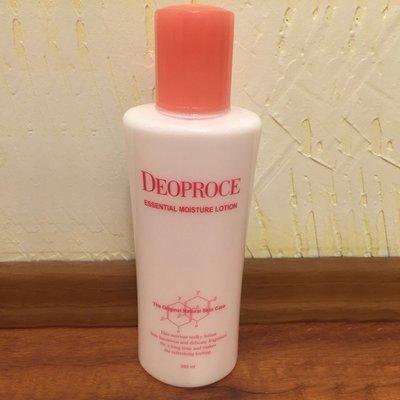 Лосьон для лица увлажняющий Deoproce Essential Moisture Lotion 380 мл