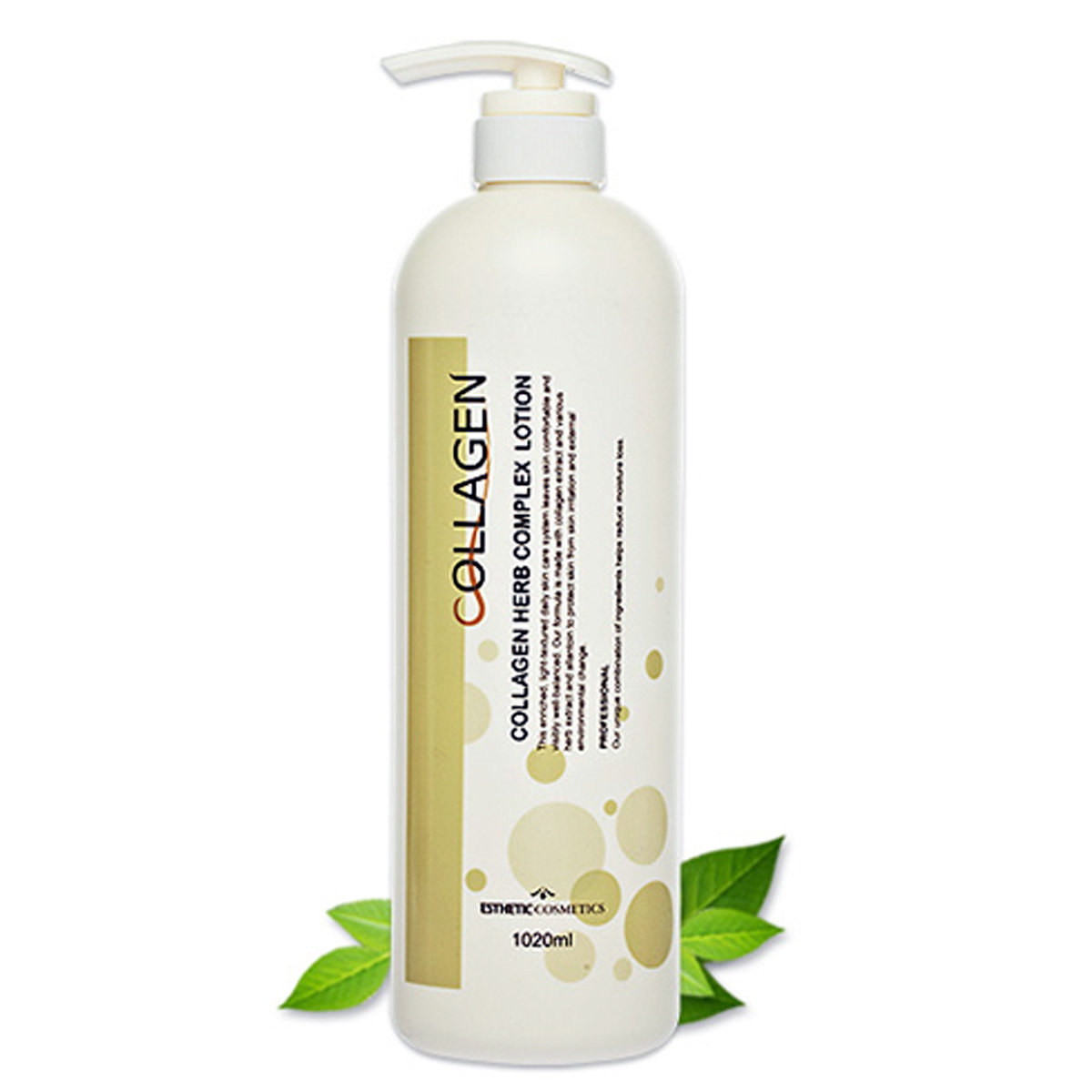 Тоник для лица Esthetic House Collagen Herb Complex Skin (1000 мл)