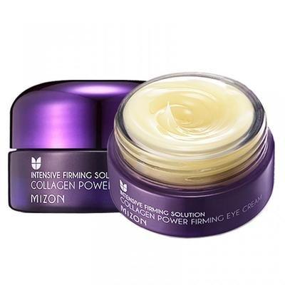 Крем под глаза с коллагеном Mizon Collagen Power Firming Eye Cream
