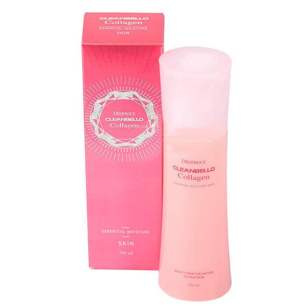 Лосьон для лица с коллагеном Deoproce Cleanbello Collagen Essential Moisture Skin