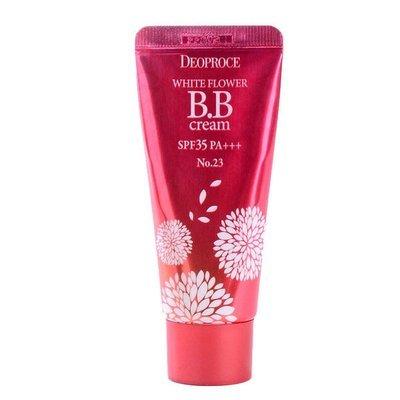 BB крем Deoproce White Flower BB Cream SPF35 PA+++  #23 (30 г)